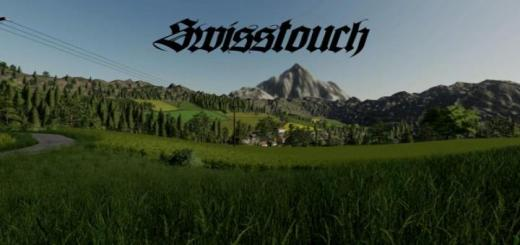 Photo of FS19 – Swisstouch Map V1