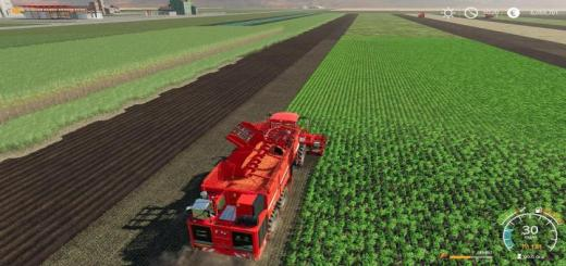 Photo of FS19 – Terradost440 Hr12 Multifruit Zoltanm V2