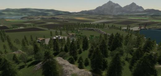 Photo of FS19 – The Olf Farm Countryside Map V0.9