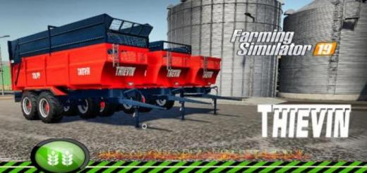 Photo of FS19 – Thievin 18T Tfsg V1