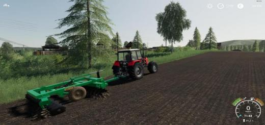 Photo of FS19 – Uda-4.5-20 V1