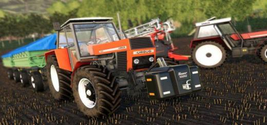 Photo of FS19 – Ursus 1224-1614 Tractor V2