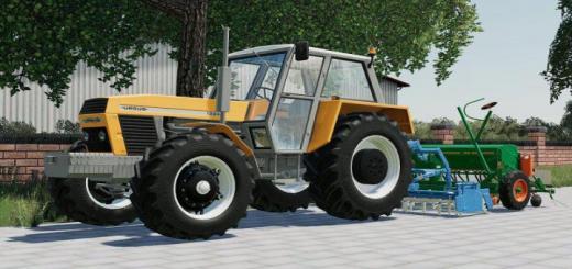 Photo of FS19 – Ursus 1224-1614 Turbo V3