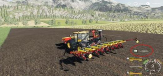 Photo of FS19 – Variable Spray Usage V1