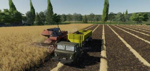 Photo of FS19 – Varvarovka Map V 1.0.1