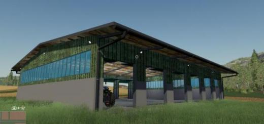Photo of FS19 – Vehicle Hall / Passage Hall V1