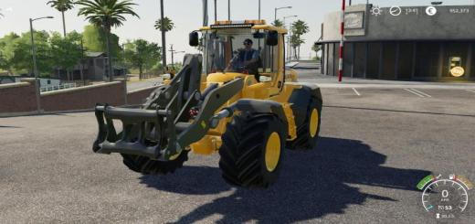 Photo of FS19 – Volvo F L60-L90 And Tools V3.5