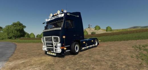 Photo of FS19 – Volvo Fh12 Truck V1
