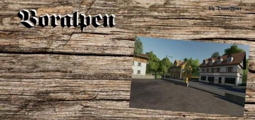 Photo of FS19 – Voralpen Map