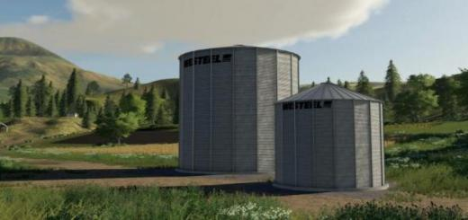 Photo of FS19 – Westeel Silo Extension V1