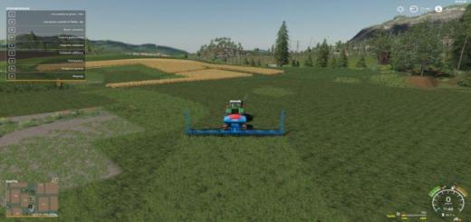 Photo of FS19 – Wild Grass V0.9