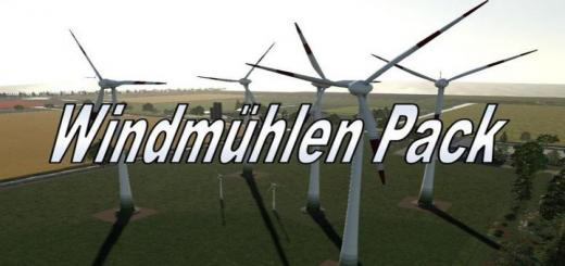 Photo of FS19 – Windmuhlen Pack V1