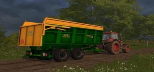 Photo of FS19 – Zdt Mega 13 Trailer