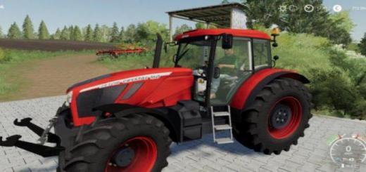 Photo of FS19 – Zetor Crystal 160 New Tractor V1
