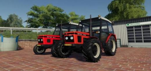 Photo of FS19 – Zetor Pack 6211,6245,7211,7245