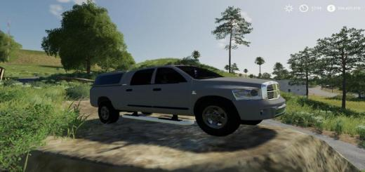 Photo of FS19 – 2007 Dodge Ram 3500 V1