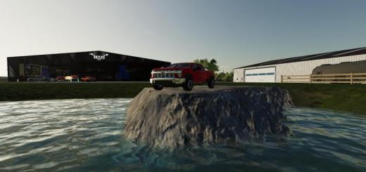 FS19 - 2020 Chevy Silverado 2500Hd Duramax V1 - Farming ...