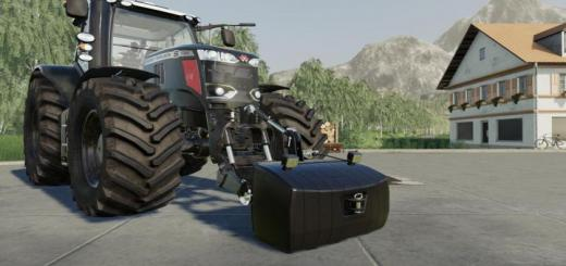 Photo of FS19 – Agco Ng 1100 V1.1