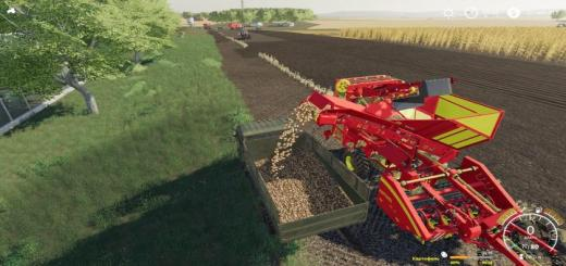 Photo of FS19 – Akpil Kartofel V1
