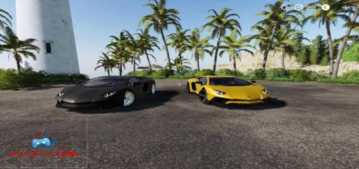 Photo of FS19 – Aventador Lp750 V2