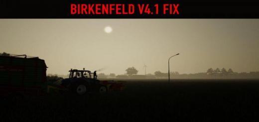 Photo of FS19 – Birkenfeld An Der Ostsee Fix V4.1