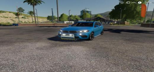 Photo of FS19 – Bmw X5M V1.1