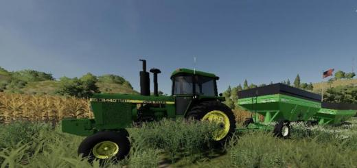 Photo of FS19 – Brent 644 Gravity Wagon V1