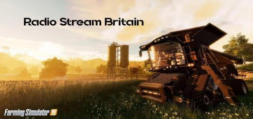 Photo of FS19 – Britainradiostreams V1