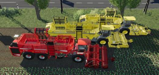 Photo of FS19 – Carrots, Onions And Cabbage Crops V1.2