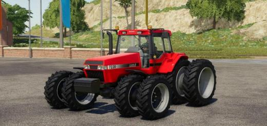 Photo of FS19 – Case Ih 7200 Series V1