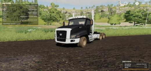Photo of FS19 – Caterpillar Ct660 V3