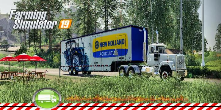 FS19 - Cj Trailer Pack 5 V1