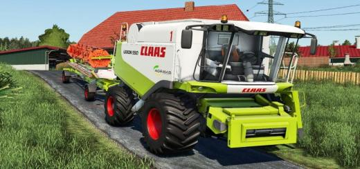 Photo of FS19 – Claas Lexion 500 Serie V2