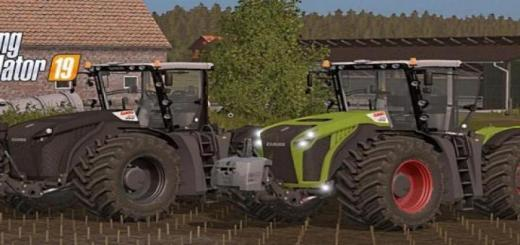 Photo of FS19 – Claas Xerion 4000–5000 V1