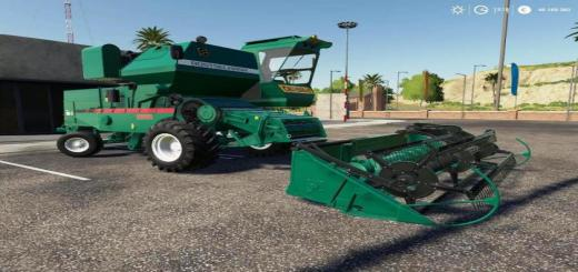Photo of FS19 – Combine Rsm Niva V1.0.4