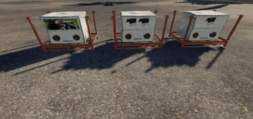 Photo of FS19 – Cow Food In Big Bag V1