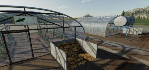 Photo of FS19 – Cucumber Greenhouse V1