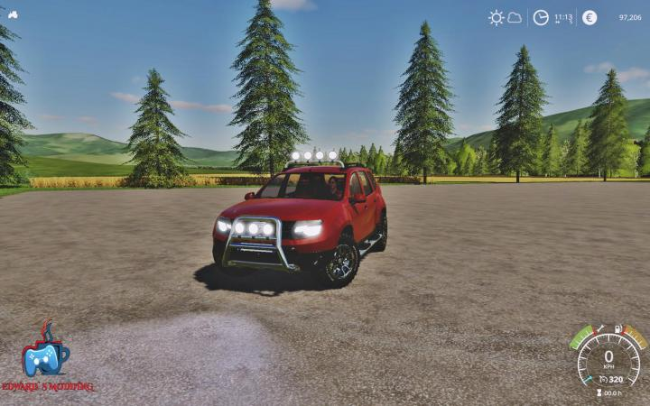FS19 - Dacia Duster V1