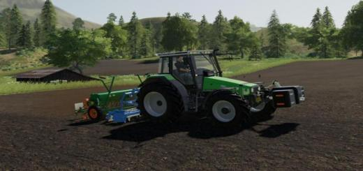 Photo of FS19 – Deutz Agrostar Clear View V1.0.0.2