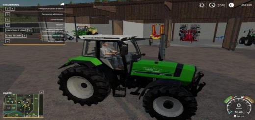 Photo of FS19 – Deutz-Fahr Agrostar Dx 61 Update V1