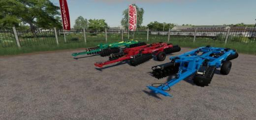 Photo of FS19 – Dmt 4A Demetra V1