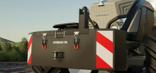 Photo of FS19 – Doumass Sb 600Kg V1