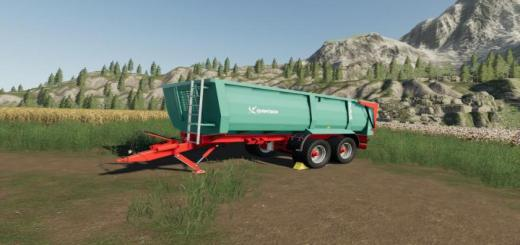 Photo of FS19 – Durus 2000 V1.1