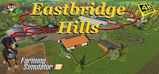 Photo of FS19 – Eastbridge Hills Multifruit Map V1.3