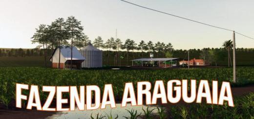 Photo of FS19 – Fazenda Araguaia Map V1