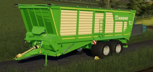Photo of FS19 – [Fbm Team] Krone Tx 460 V1