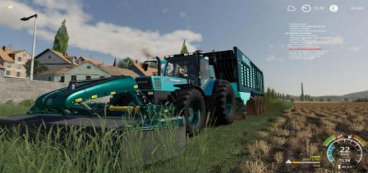 Photo of FS19 – Fendt 500 Vario Sound Edition V1.3
