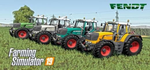 Photo of FS19 – Fendt 900 Vario Tms V2