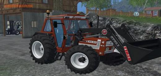 Photo of FS19 – Fiatagri 85-90 Dt Tractor