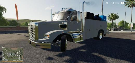 Photo of FS19 – Freightliner Service Truck V1